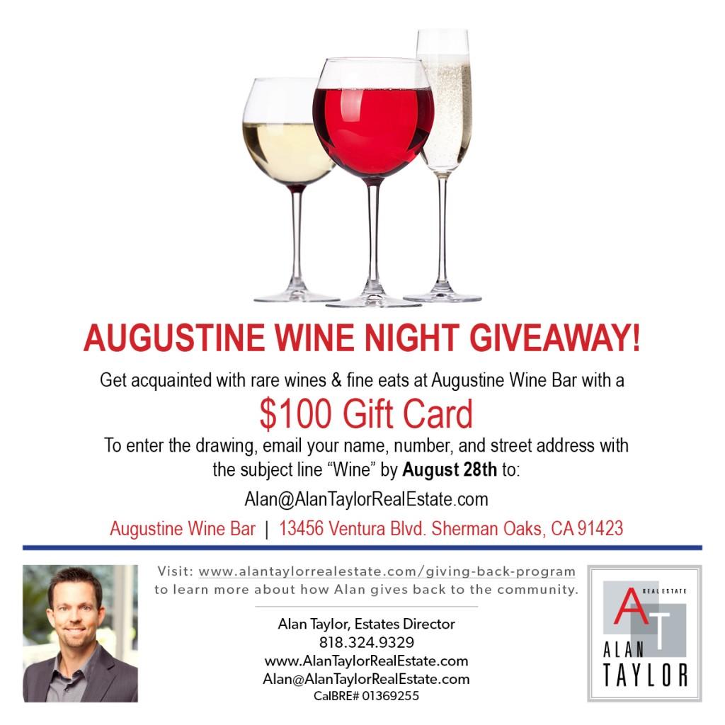 Wine Night Giveaway!
